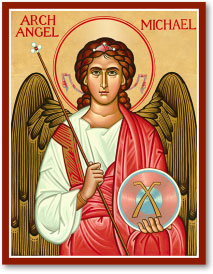 St. Michael icon - 4.5