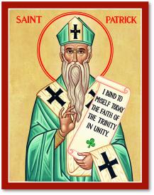 St. Patrick Magnet