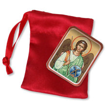 St. Raphael Pocket Icon
