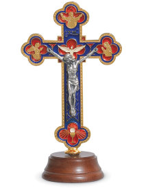 Trinity Pedestal Cross