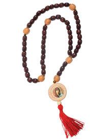 Ukrainian Wooden Rosary