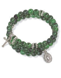 Wrap-Around Rosary Bracelet