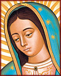 Our Lady of Guadalupe: The Holy Virgin's Miraculous Self-Portrait