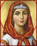 Saint Dymphna–healer of emotional disorders and mental illness