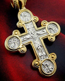 Russian Crosses and Pendants