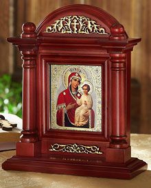 Russian Icon Shrines