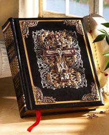 Heirloom Jeweled Bibles