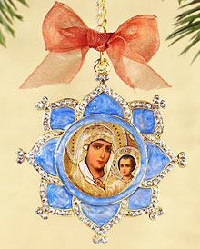 Icon Ornaments