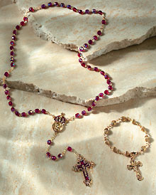 Rosaries & Prayer Beads