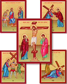 Traditional Stations of the Cross