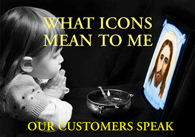 What Icons Mean to Me
