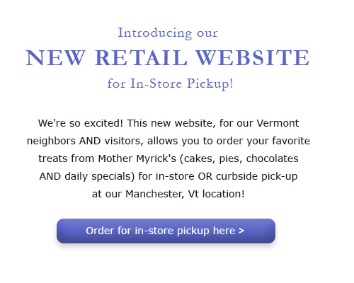 Announcing New Retail Store Website