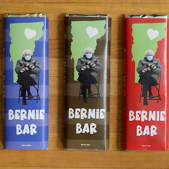 Bernie Bar Assortment