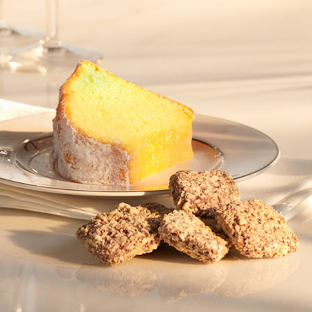 Lemon LuLu Cake & Buttercrunch Combo