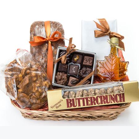 Celebrate Vermont Gift Basket