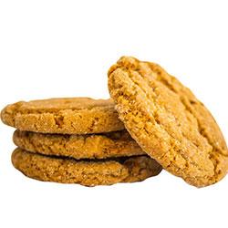 Gingersnap Cookies (1 doz)