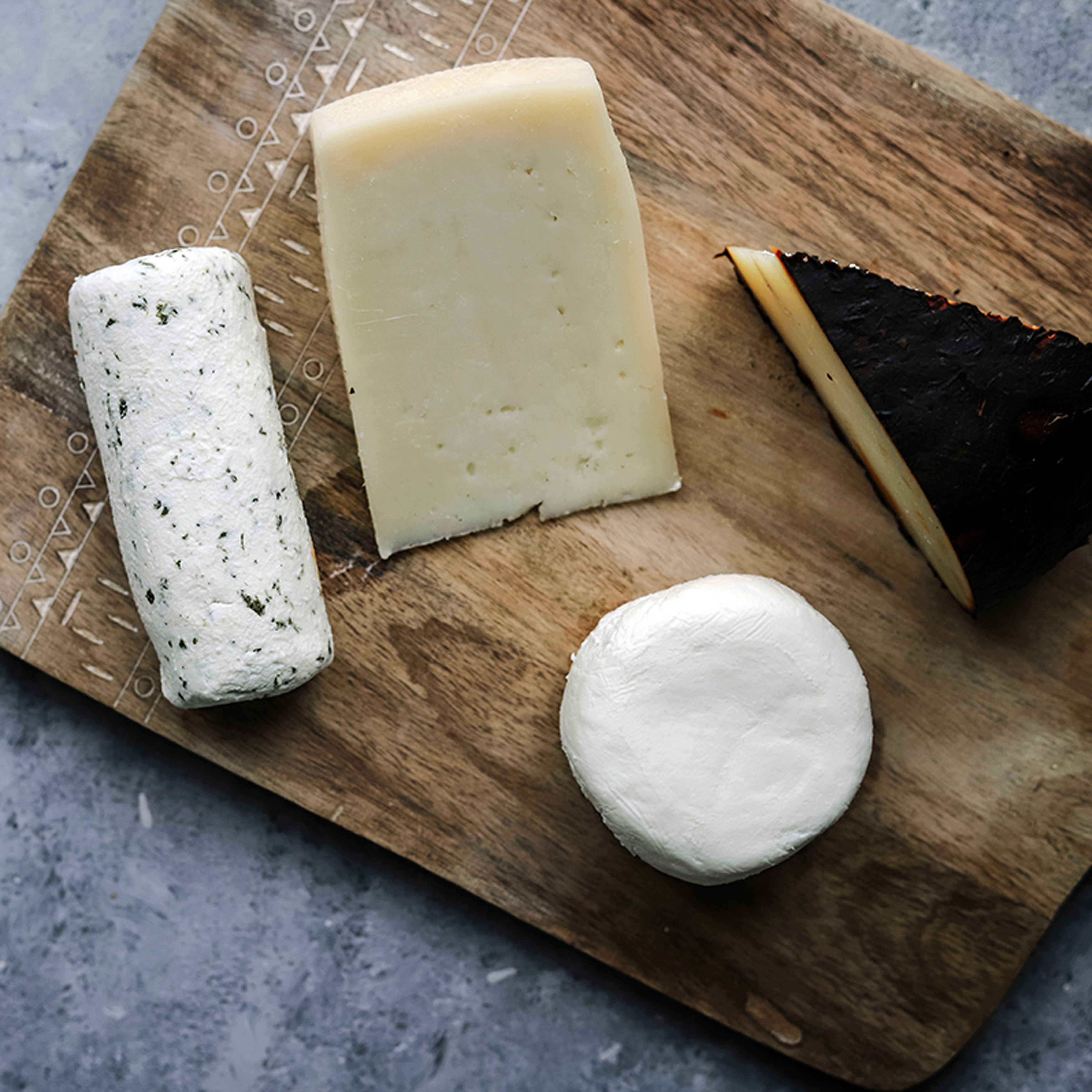 Got Your Goat Cheese Selection