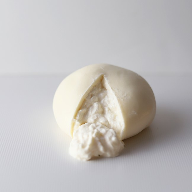 Burrata Stracciatella