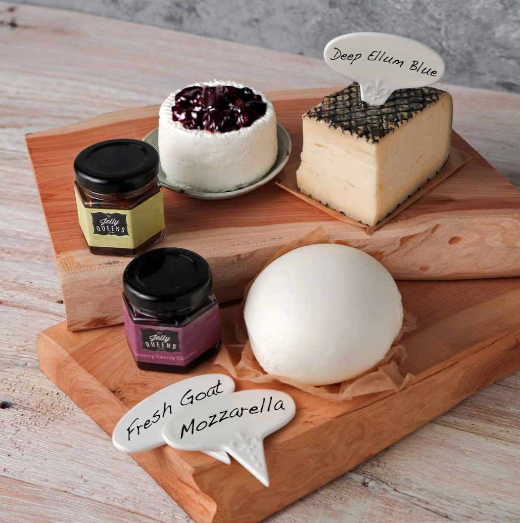 Paula's Cheese and Chutney Combo (NEW)