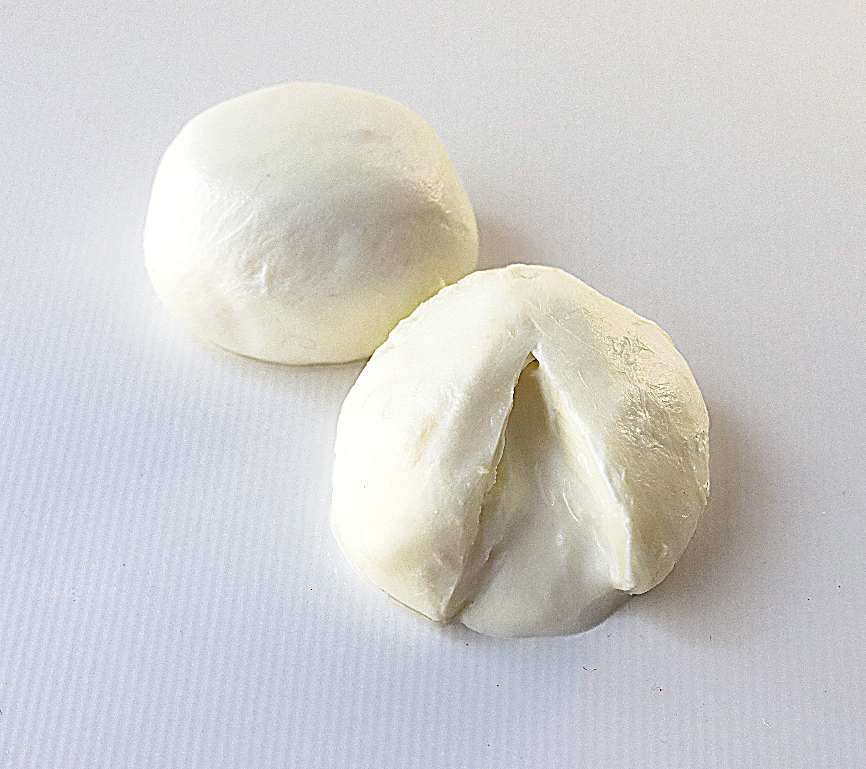Burrata con Crema