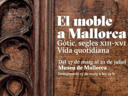 Exposición dedicada al mueble mallorquín en el Museo de Mallorca