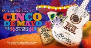 cinco de mayo party nyc