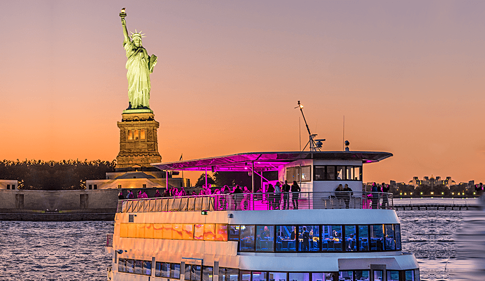nyc party cruise