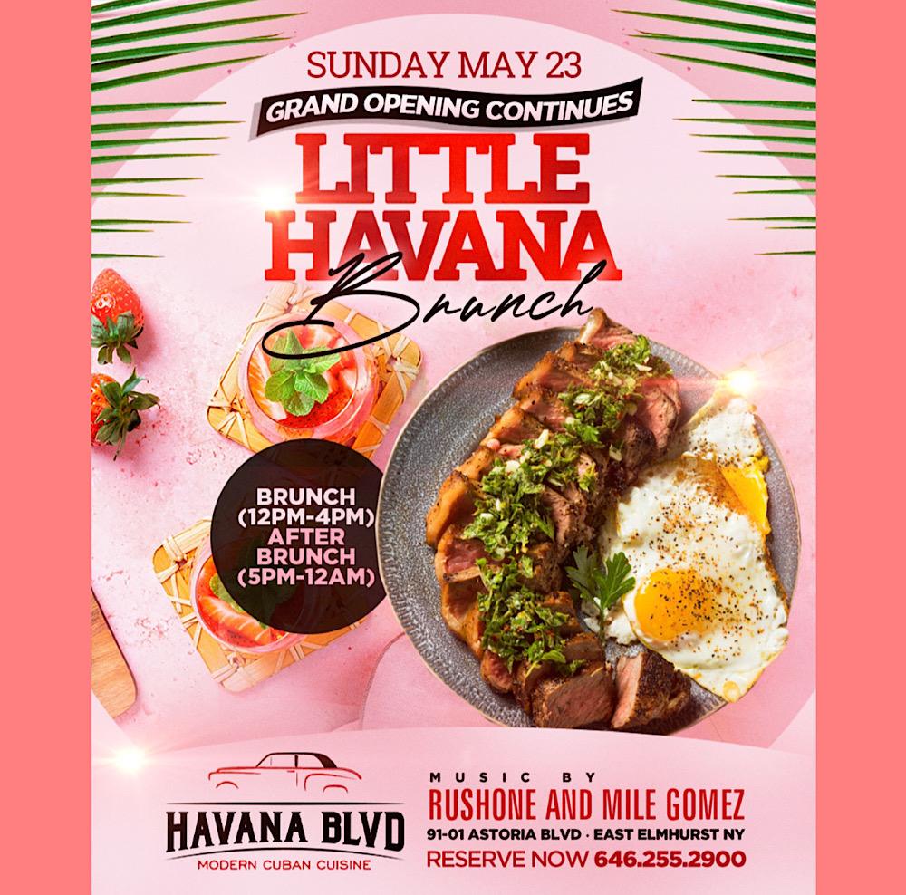 little havana brunch