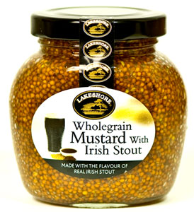 Lakeshore Mustard With Irish Stout