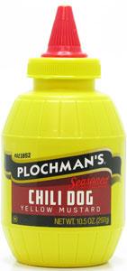 Plochman's Chili Dog Mustard (9 Oz)