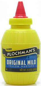 Plochman's Original Mild Yellow (10.5 Oz)