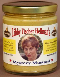Personalized Mustard  - Smokey Garlic - 12 jars (Glass)