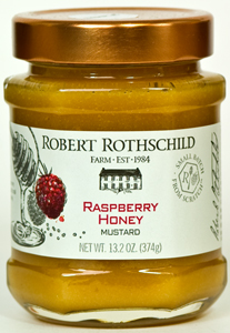 Robert Rothschild Raspberry Honey Mustard
