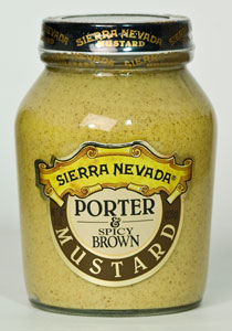 Sierra Nevada Porter & Spicy Brown Mustard