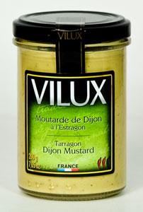 Vilux Tarragon Mustard (7 Oz)