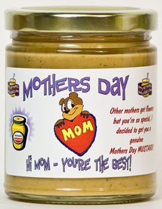 Mothers Day Mustard