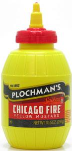 Plochman's Chicago Fire Mustard