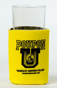 POUPON U Collapsible Can Koozie