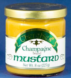 Cherchie's Champagne Mustard