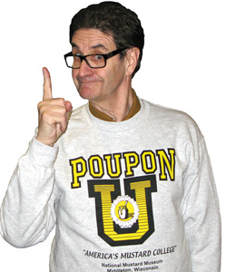 Poupon U Sweatshirt