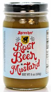 Sprecher Root Beer Mustard