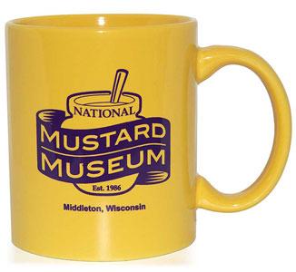 National Mustard Museum Mug