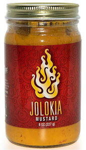 Jolokia (Ghost Pepper) Mustard