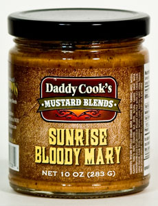Daddy Cook's Sunrise Bloody Mary Mustard