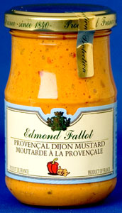 Edmond Fallot Moutarde a la Provencale