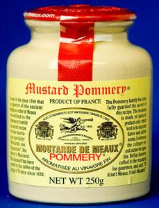 Pommery Moutarde de Meaux - 250 g