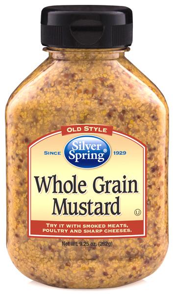 American Deli - Silver Spring Whole Grain Mustard ...