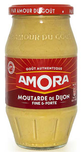 Amora Moutarde de Dijon 15.5 oz