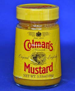 Colman's Original English Mustard (3.52oz)