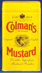 Colman's Original Dry Mustard
